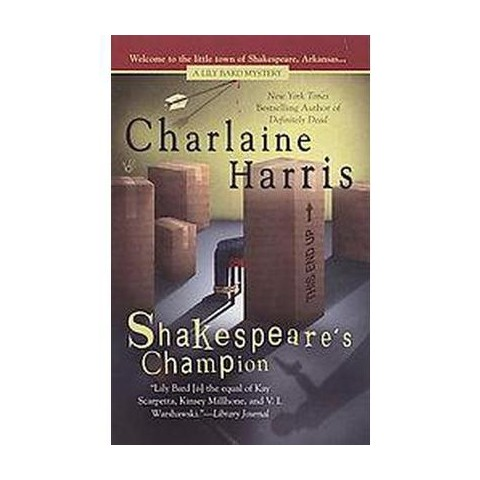 Shakespeare's Champion (Reprint) (Paperback)
