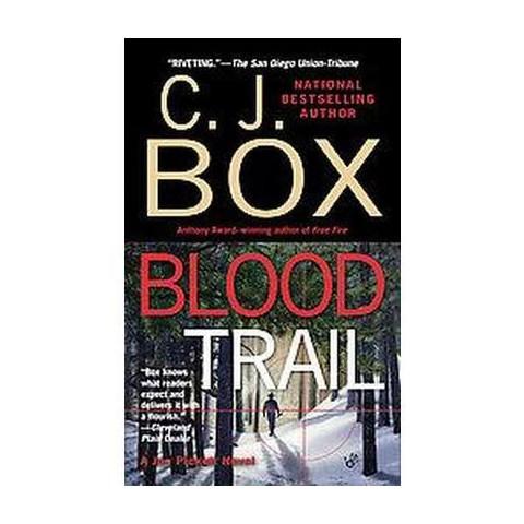 Blood Trail (Reprint) (Paperback)
