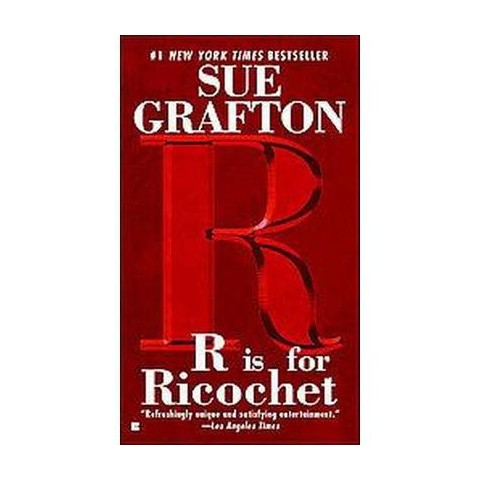 R Is for Ricochet (Reprint) (Paperback)