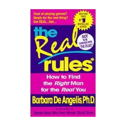 The Real Rules (Reprint) (Paperback)