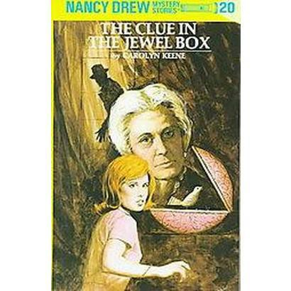 The Clue in the Jewel Box (Hardcover)