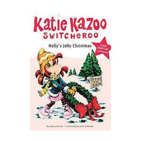 Holly's Jolly Christmas ( Katie Kazoo, Switcheroo Super Special) (Paperback)