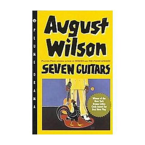 Seven Guitars (Reprint) (Paperback)