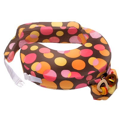 My BrestFriend Nursing Pillow - Warm Dots