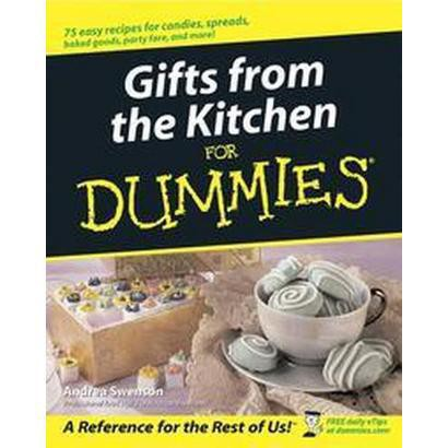 Gifts from the Kitchen For Dummies (Paperback)