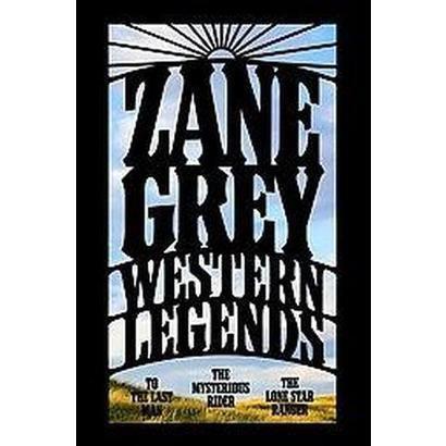 Western Legends (Hardcover)