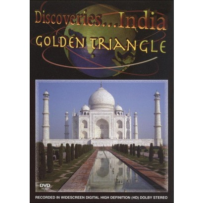 Discoveries... India: The Golden Triangle