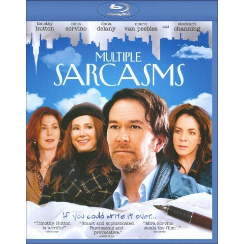 Multiple Sarcasms (Blu-ray) (Widescreen)
