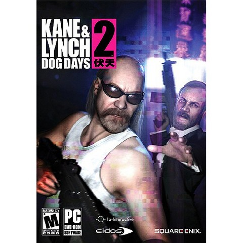 Kane & Lynch: Dog Days (PC Games)