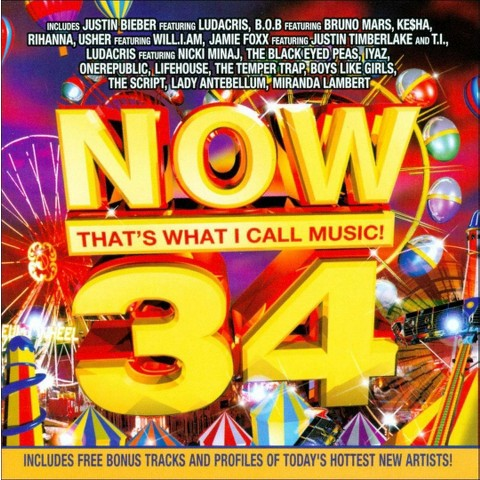 Various Artists - Now That's What I Call Music! 34 (CD)