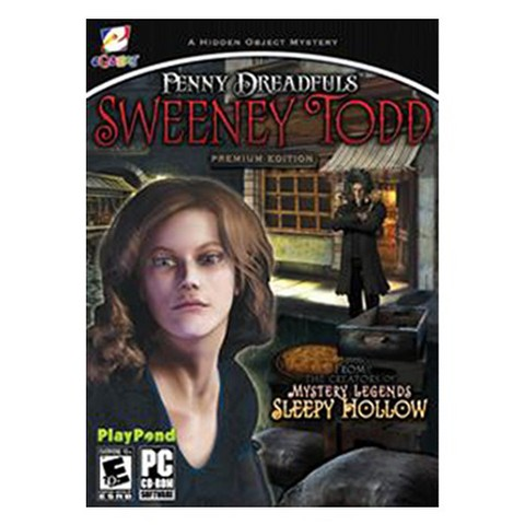 Penny Dreadfuls: Sweeney Todd -- Premium Edition (PC Games)