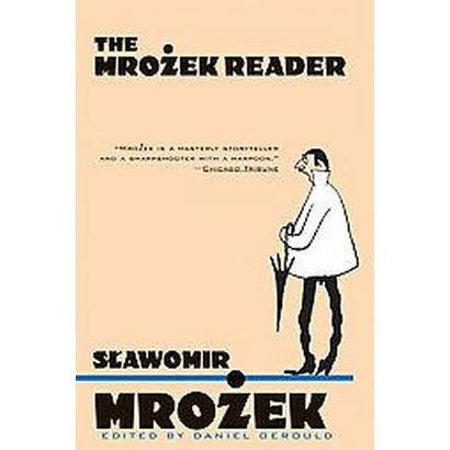The Mrozek Reader (Paperback)
