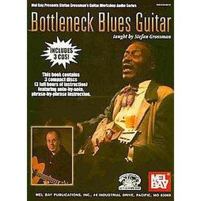 Bottleneck Blues Guitar (Mixed media product)