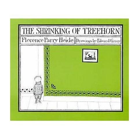 The Shrinking of Treehorn (Reprint) (Paperback)