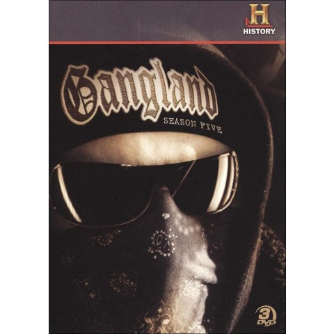 Gangland: Season Five (3 Discs)