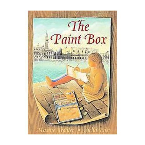 The Paint Box (Paperback)