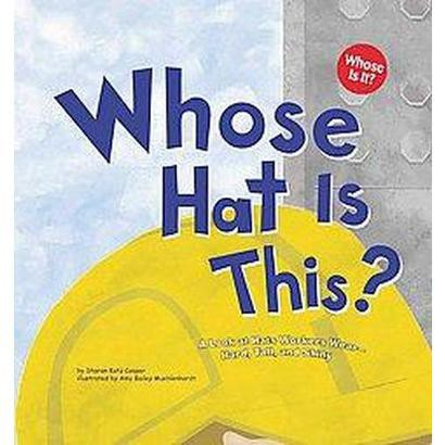 Whose Hat Is This? (Hardcover)