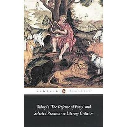 the defence of poesy The defence of poesy [sir philip sidney, john selden] on amazoncom free shipping on qualifying offers this is a reproduction of a book published before 1923.
