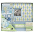 "K&Company Postbound Scrapbook Kit Boxed - 12""X12"""