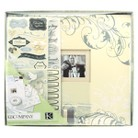 K&Company Postbound Scrapbook Kit Boxed - 12
