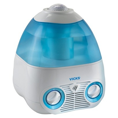 Vicks® Starry Night - White and Blue
