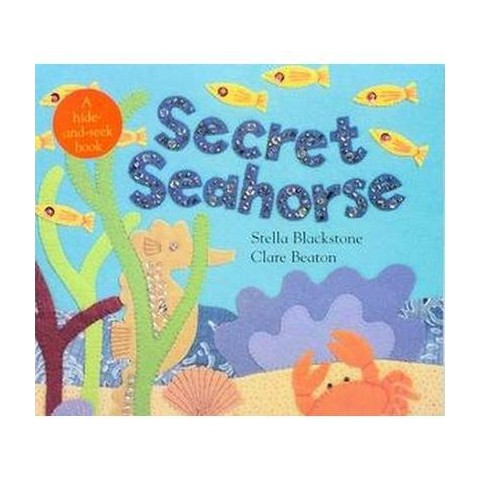 Secret Seahorse (Reprint) (Paperback)