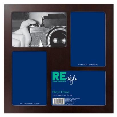 Room Essentials™ Pinwheel Frame - Espresso 4X6