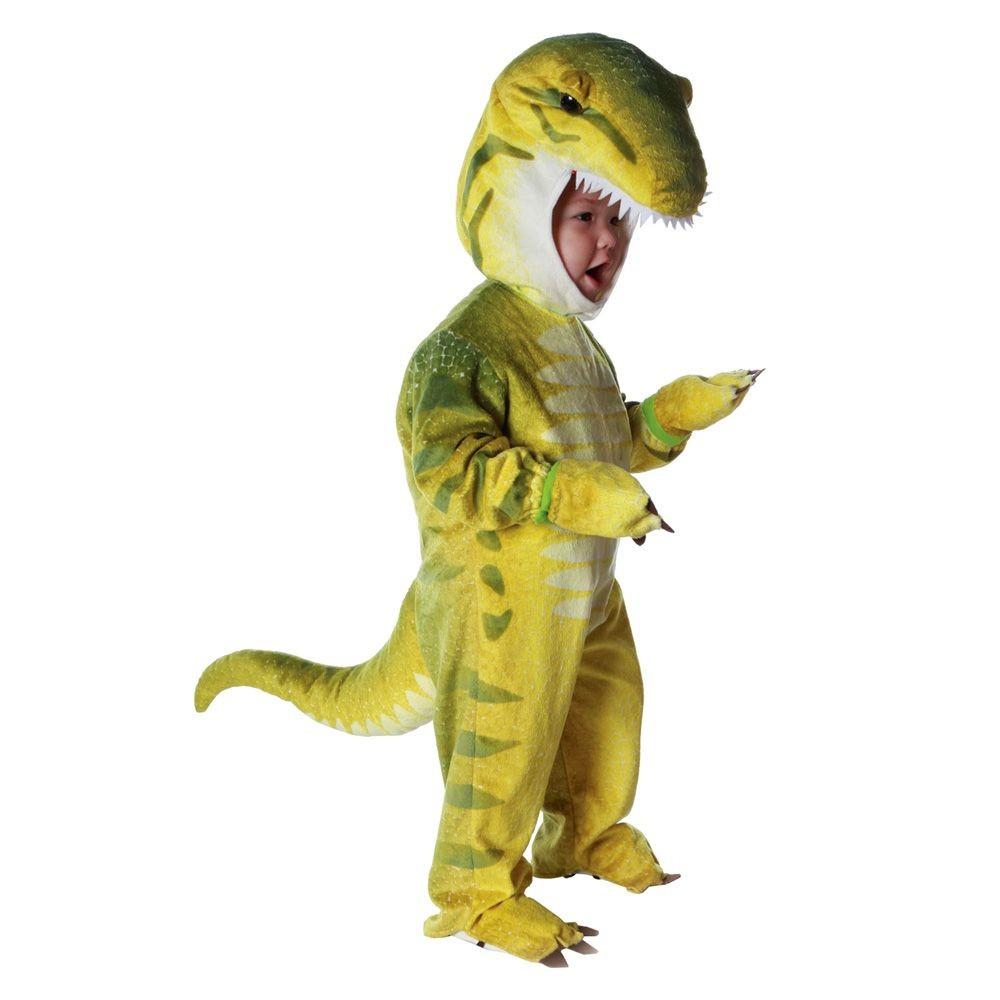 Toddler Boy Tyrannosaurus Costume
