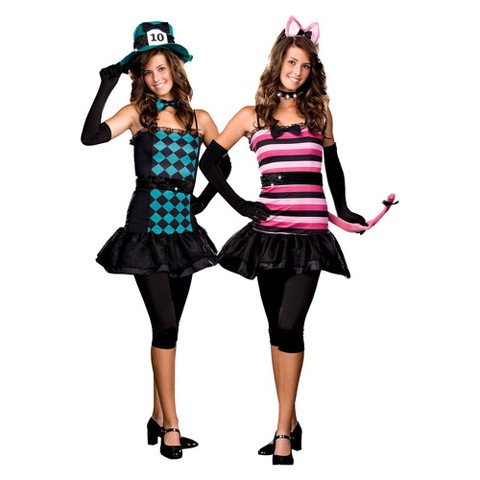 Teen Girl's Mad About You Reversible Costume