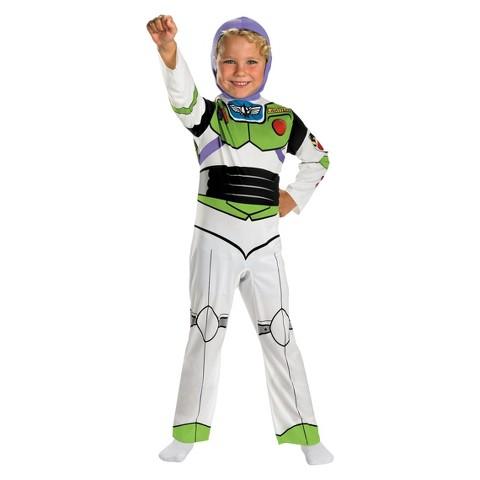 Boy's Toy Story - Buzz Lightyear Classic Costume