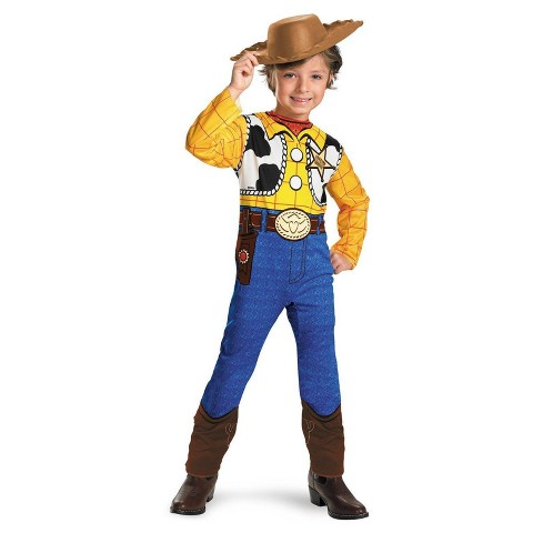 Toddler/Boy's Toy Story Woody Costume