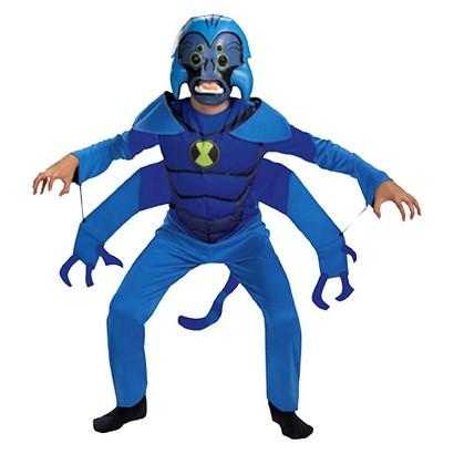 Boy's Ben 10 Spider Monkey Costume