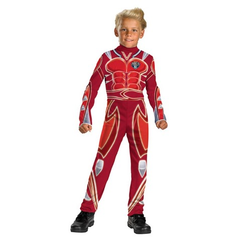 Boy's Hot Wheels Vert Wheeler Classic Costume