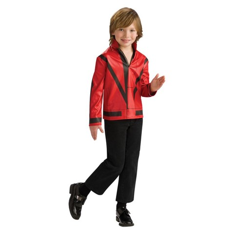 Boy's Michael Jackson Thriller Jacket