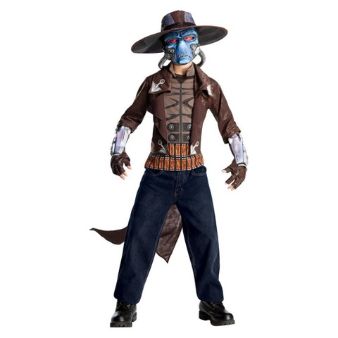 Boy's Star Wars Cad Bane Deluxe Costume