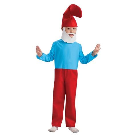 Boy's Papa Smurf Costume