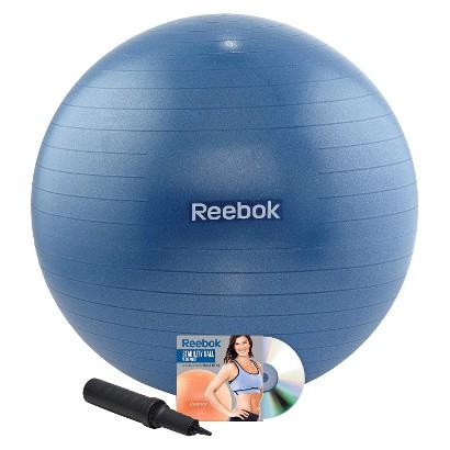 Reebok Stability Ball Kit  - Blue(75cm)