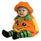 Infant Pumpkin Jumper Costume 6-12 Months