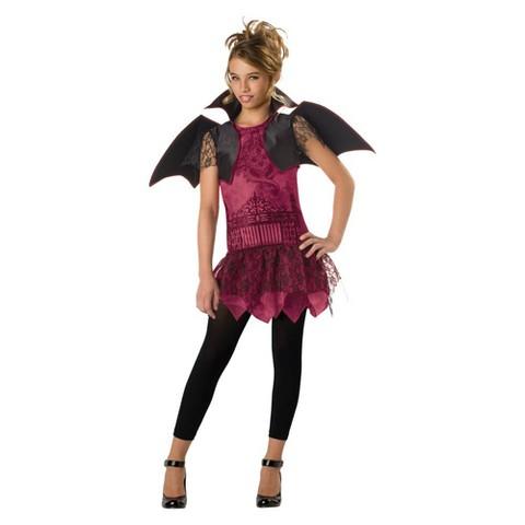 Girls' Twilight Trickster Costume