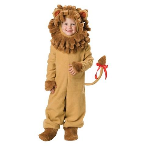 Toddler Lil' Lion Costume