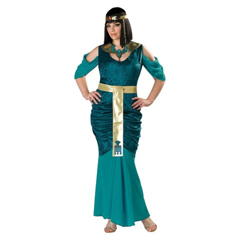 Women's Egyptian Jewel Costume - Plus Size