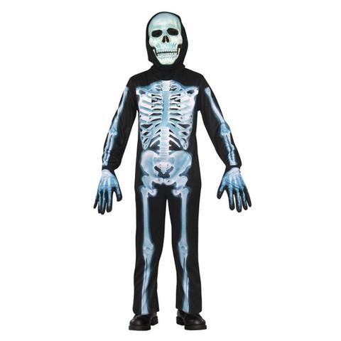 Boy's X-Ray Skeleton Costume