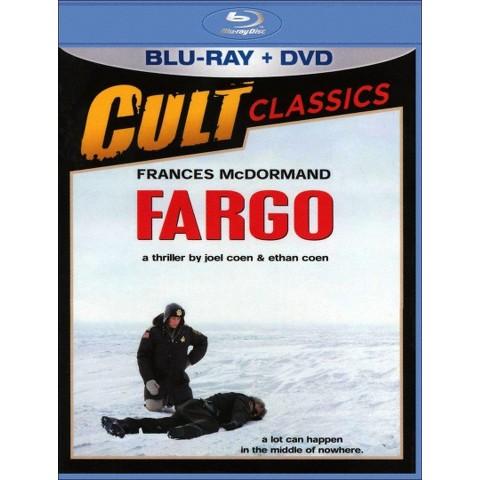 Fargo (2 Discs) (Blu-ray/DVD) (Widescreen)