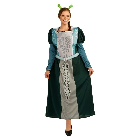 Women's Shrek Forever After Fiona Costume Plus Size