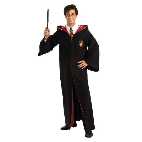 Men's Harry Potter Deluxe Robe Costume - One-Size (Standard)