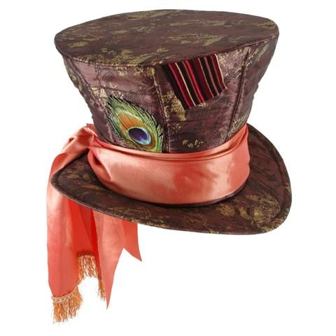 Alice In Wonderland Movie Mad Hatter Hat Adult