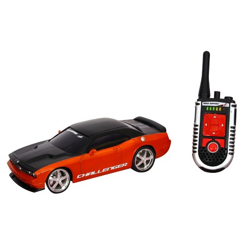 Road Rippers Mobile Command Rc Dodge Challenger