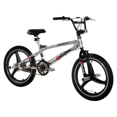 "Razor Boys Quick Spin 20"" BMX Bike - Black"