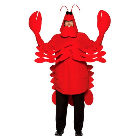 Adult Lobster Costume - One Size Fits Most