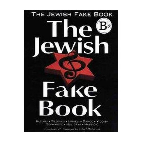 The Jewish Fake Book (Paperback)